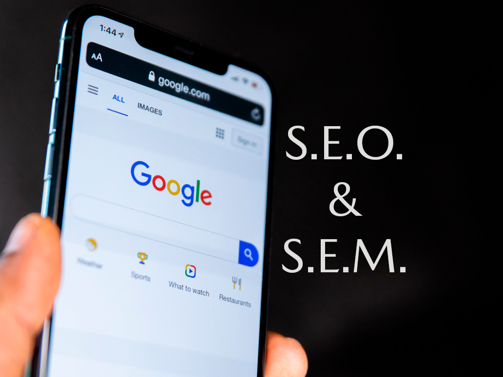 El SEO y SEM ayudan a los clientes que buscan tu producto y servicio te encuentren más facil